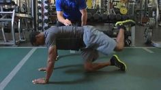 Todd Durkin's World-Class Workouts: Get Stronger Legs With No Equipment | STACK