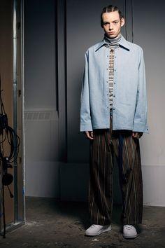 Gypsy Sport Fall 2016 Menswear Fashion Show