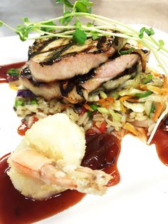 Red Sherry Pork. http://www.acrossthewaves.com/?p=dining