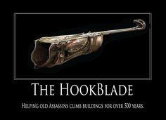 Assassins Creed HookBlade by eevank.deviantart.com on @deviantART