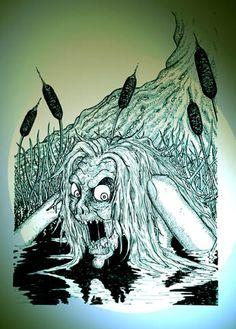 Also known as: Water Ogresses, Water Witches, Water Trolls, Drowning Faeries, River-Women, Fuath, Fuathan, Bean Fionn, Cuachag, Cailleach Uisge (Water-Hags). The Groac'h are malevolent female spirits that inhabit ponds and, more commonly, rivers. These entities are an exceptional threat to human life and especially to children - indeed one of these fiends, Peg Powler (who inhabits the River Tees in County Durham and Cleveland in England), is said to place eye-catching trinkets on the…