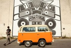 Super Cute #VW_Van #giaduke