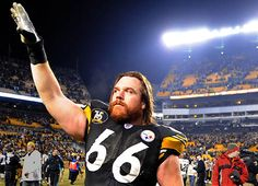 Alan Faneca, Pittsburgh Steelers, was diagnosed with epilepsy in his teens, but went on to play in the NFL after medication helped control his seizures.