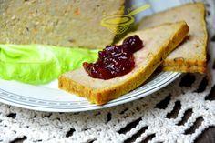 z cukrem pudrem: pasztet drobiowy z wędzonką (bez wątróbki) French Toast, Breakfast, Food, Morning Coffee, Essen, Meals, Yemek, Eten
