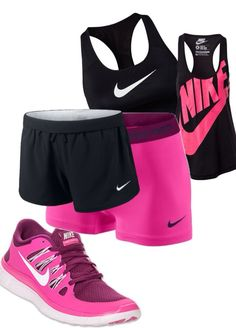 So cute workout clothing, workout outfits, nike outfits, sporty outfits, wo Nike Shoes Cheap, Nike Free Shoes, Nike Shoes Outlet, Running Shoes Nike, Cheap Nike, Running Gear, Nike Outfits, Sport Outfits, Casual Outfits