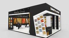 Design Proposal for One on Behance Online Portfolio, Portfolio Design, Exhibition Stall, Convention Centre, Event Decor, New Work, Layout Design, Proposal, I Am Awesome