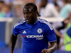 VICTOR MOSES completes Hammers loan...