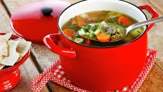 Fersk elgsuppe | Oppskrift - MatPrat Wild Game Recipes, Fondue, Soup, Cheese, Ethnic Recipes, Soups