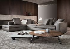 Unique Living Room Sets elements can add a contact of favor and design to any house. Unique Living Room Sets can mean many things to many individuals… Unique Living Room Furniture, Living Room Sofa Design, Modern Home Furniture, Family Room Design, Living Room Interior, Living Room Designs, Furniture Design, Furniture Ideas, Office Furniture