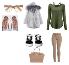 """""""The normal day"""" by ksoper2951 on Polyvore featuring Michael Kors and Wildfox"""