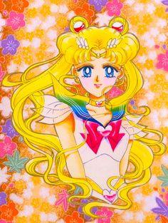 """""""Sailor Moon SuperS"""" - Super Sailor Moon"""