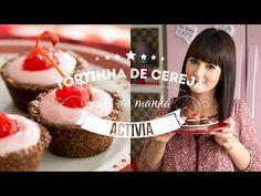 TORTINHA DE CEREJA | 110 #ICKFD Dani Noce