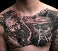 1000 images about nerds united on pinterest matt smith for Hunter s thompson tattoos