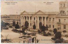 TARJETA POSTAL FOTOGRÁFICA CUBA, GOBIERNO PROVINCIAL SANTA CLARA, MAC DONNADIEU ESTUDIO (Postales - Postales Extranjero - América - Cuba)