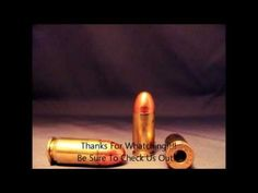 Got Brass! How we make Bullet Earrings!  How to cut base off of a bullet shell.