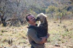 Kevin Richardson, The Lion Whisperer www.lionwhisperer...