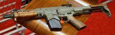 Battle Arms Development .300 BLK, VERT Stock & Receiver | SHOT 2017 - The Firearm BlogThe Firearm Blog