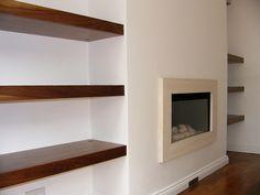 Built In Wall Shelves Diy | Home Design Ideas