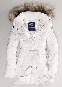 DKNY Hooded Faux-Fur-Trim Belted Down Puffer Coat on shopstyle.com ...