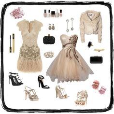 CHIC II, created by anallasa on Polyvore