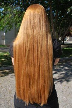 Hair and hairjobs Really Long Hair, Long Red Hair, Beautiful Long Hair, Gorgeous Hair, Flame Hair, Natural Hair Styles, Long Hair Styles, Silky Hair, Ginger Hair
