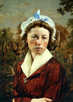 Cindy Sherman. 'Untitled #199-A' 1989 … Et beaucoup plus sur le même thème dans la collection de Catherine HL http://www.pinterest.com/huvelemaire/afteraprès-les-maîtres/