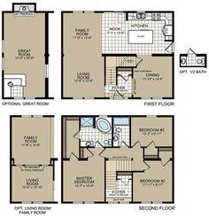 Titan homes model 750