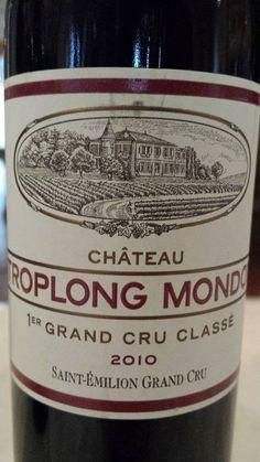 Vert de vin | Château Troplong Mondot 2010 – Saint-Emilion Grand Cru Classé A