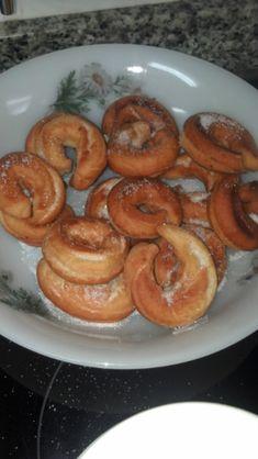 Mexican Food Recipes, Cookie Recipes, Spanish Food, Spanish Recipes, Sugar Rush, Churros, Flan, Bagel, Donuts
