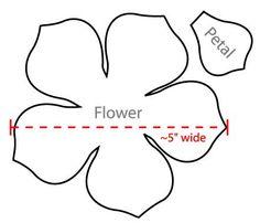 flower petal templates - WOW.com - Image Results