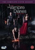 The Vampire Diaries - Säsong 5 (5 disc) - DVD - Film - CDON.COM