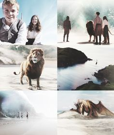 Voyage of the Dawn Treader. You will never understand how much I love this movie. I'm such a kid. But seriously.. I am obsessing.