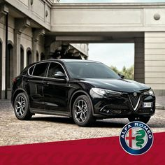 Alfa Romeo Stelvio. Absolute driving pleasure, combined with power, versatility and comfort. An experience not to be missed.  #LaMeccanicaDelleEmozioni Alfa Romeo, Bmw, Cars, Vehicles, Autos, Car, Car, Automobile, Vehicle