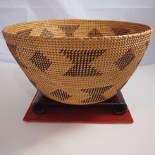 Shoshone Indian Basket