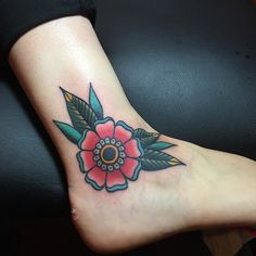 psychedelic flower tattoos - Google Search