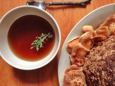 Shiitake Mushroom Consommé | TakePart #MeatlessMonday