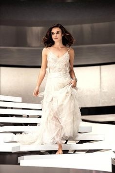 シャネル「ココ マドモアゼル」の広告塔も務めた女優 キーラ・ナイトレイの画像