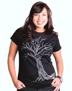 Why Tree Fresh - Christian Womens Shirts for $22.99 | C28.com
