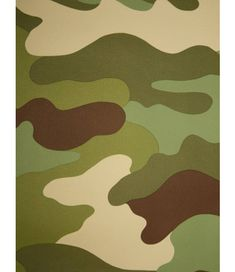 High quality camouflage themed wallpaper Perfect for little army fans 10 5 metres 32 8 feet long 20 5 in wide Product Code Camouflage Wallpaper, Camo Wallpaper, Paper Wallpaper, Camo Rooms, Army Bedroom, Army Decor, Second Hand Stores, High Quality Wallpapers, Decorate Your Room