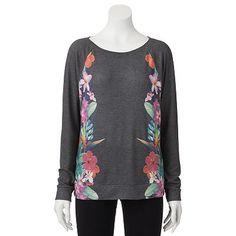 SO® Graphic Print Sweatshirt - Juniors