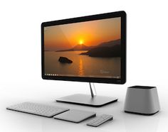 Vizio CA24-A1 2.5GHz i5 Dual 24″ All-In-One PC for $649.99