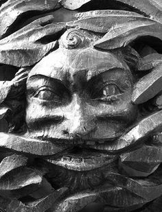 greenman in norwich cathedral green man