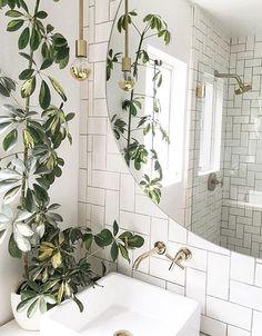 Pinterest: meerilouhivuori ♡ Instagram: meerilouhivuori ✨ Arquitetura E Design, House Rooms, White Bathroom, Vanity Bathroom, Remodel Bathroom, Budget Bathroom, Bathroom Inspo, Washroom, Bathroom Remodeling