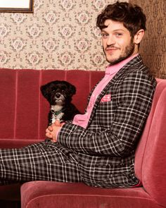 Iwan Rheon. The infamous Ramsey.