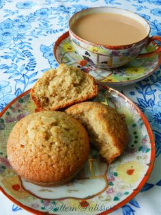 #patternpatisserie: Welsh Honey Cakes, Tiessennau Mel, for St. David's Day March 1st #PatriciaSheaDesigns