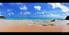 Pink sandy beaches and turquoise water. Only in Bermuda.  Photo by: Vlad Klikfeld