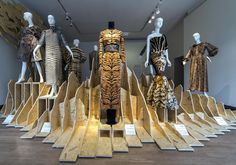 'Jungle. The Animal Imagery in Fashion' opens in Turin - Retail Focus - Retail Blog For Interior Design and Visual Merchandising
