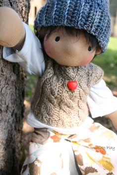 Magdi, Little Boy in the world :: Dollectable In-stock Store