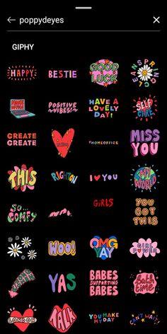 Instagram Words, Instagram Emoji, Iphone Instagram, Instagram Frame, Instagram And Snapchat, Insta Instagram, Instagram Story Ideas, Instagram Editing Apps, Ideas For Instagram Photos