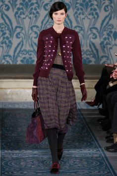tory burch f/w 13.14 new york | visual optimism; fashion editorials, shows, campaigns & more!